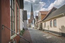 Altstadt Schleswig by Beate Zoellner