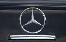 Mercedes Benz - Detail von Jörg Hoffmann