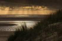 Sonnenuntergang auf Langeoog by Karl-Heinz Huil