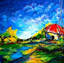 Das kleine Sommerhaus von Eberhard Schmidt-Dranske