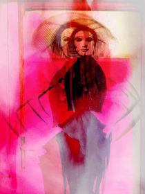 The unknown beauty von Gabi Hampe