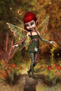 Autumn Gardens Delight von Toni Jonckheere