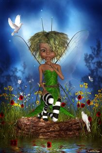 Friends Fairy von Toni Jonckheere