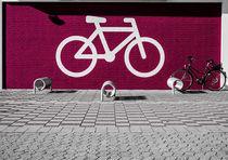 Welcome bicycle von Nicole Bäcker