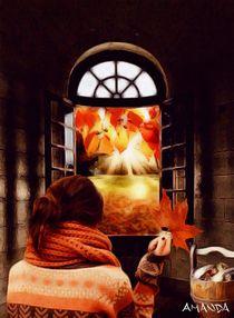 Autumn Inside by Amanda Jones
