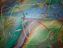 Abstrakt I by Peggy Gennrich