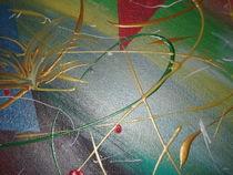 Abstrakt II by Peggy Gennrich