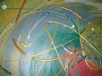Abstrakt III by Peggy Gennrich