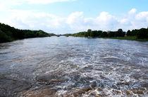 Hochwasser I by langefoto