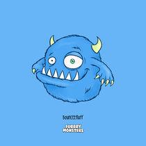 Bounceefluff by Furrry Monsters