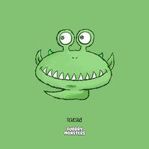 Tickleslug by Furrry Monsters