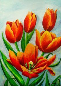 Tulpen by G.Elisabeth Willner