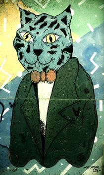 Smart Cat von Giorgio Giussani