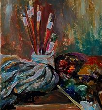 atelier by Piotr Dryll