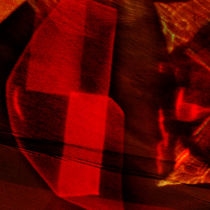 Red cut glass von helenlir