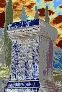 Erinnerungsstein by Gabi Kaula