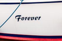 Maritime Weisheiten I Forever  von elbvue