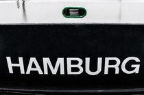 Maritimes Hamburg V von elbvue von elbvue