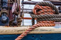 Maritime Elemente VIII von elbvue von elbvue