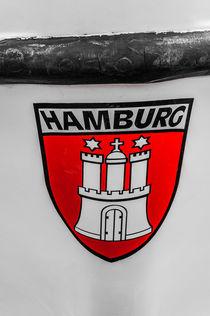 Maritimes Hamburg III von elbvue von elbvue