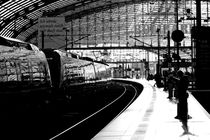 An den Bahngleisen von Bastian  Kienitz