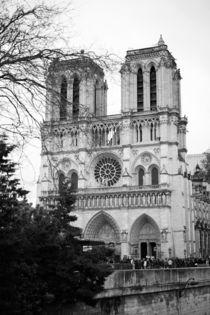 Notre Dame de Paris von alessia