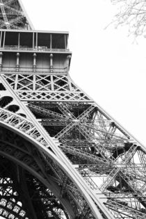 PARIS, Eiffel Tower von alessia