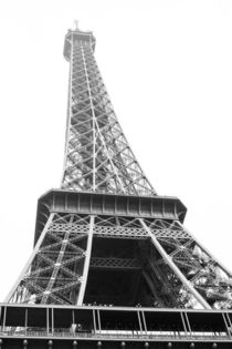 Eiffel Tower, paris by alessia