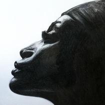 Black Woman von Sandy Broenimann