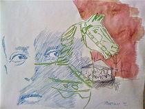 DAS KARUSSELL - RAINER MARIA RILKE by Johannes Morten