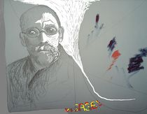 Portrait Janusz Korczak von Matthias Kronz