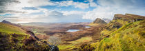 Quiraing Pano by Nick Wrobel