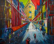 Shoppingmeile by Eberhard Schmidt-Dranske