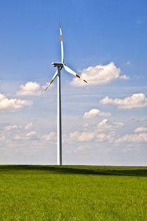 Windkraft von Martina Marten