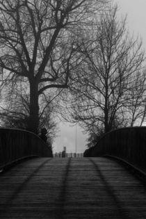 Bäume im Dunkeln by gilidhor