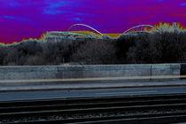 Blaue Stunde 6 von langefoto