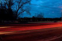Blaue Stunde 4 von langefoto