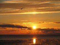 Sonnenuntergang3 von Asri  Ballandat - Knobbe