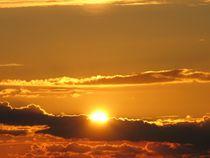 Sonnenuntergang4 von Asri  Ballandat - Knobbe