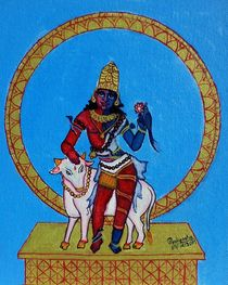 Ardhanarishwara by Pratyasha Nithin