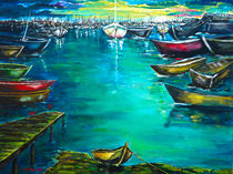 Marina by Eberhard Schmidt-Dranske