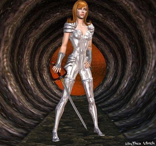 Silverlady