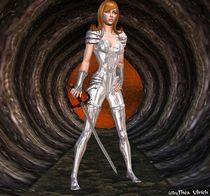 Silverlady... by Thea Ulrich