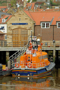 Whitby Lifeboat and Lifeboat Station von Rod Johnson