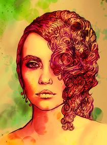 Cute Curls von Beate Rocholz