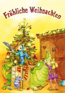 Fröhliche Weihnachten by Stephanie Stickel