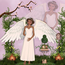 Garden Angelic von Toni Jonckheere