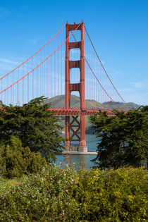 Golden Gate von Stephane AUVRAY
