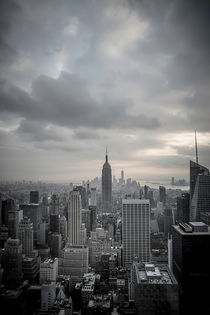 Manhattan von Stephane AUVRAY