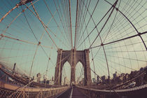 Brooklyn bridge by Stephane AUVRAY